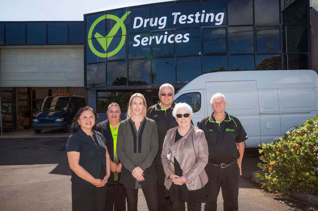 Drug Testing Services Team